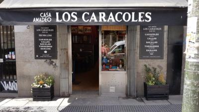 Casa Amadeo - Los Caracoles